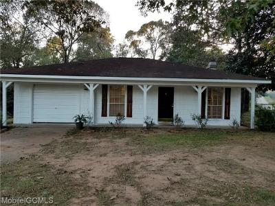 Semmes Single Family Home For Sale: 2135 Sky Vista Drive W