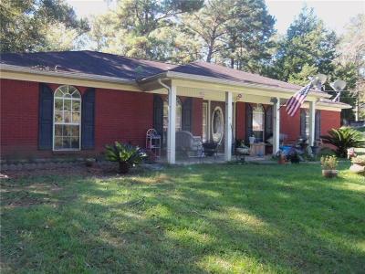 Citronelle Single Family Home For Sale: 8125 Prospect Street