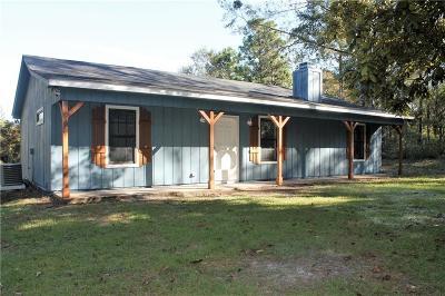 Citronelle Single Family Home For Sale: 12260 Oak Lane #PVT