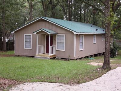 Mobile Single Family Home For Sale: 4501 Diamond Avenue