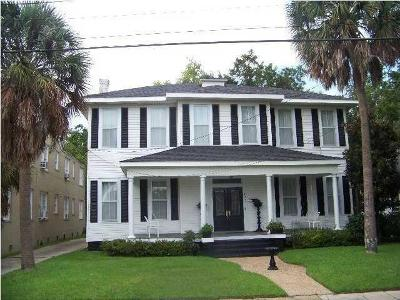 Mobile Single Family Home For Sale: 1858 Old Government Street