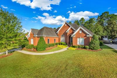 Mobile Single Family Home For Sale: 10730 Flagstone Drive