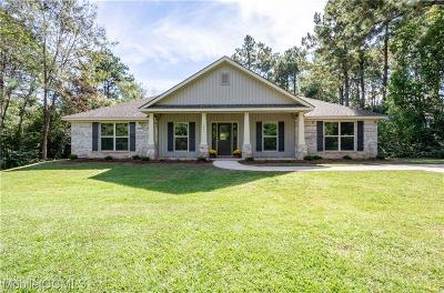 Semmes Single Family Home For Sale: 9401 Fox Hunter Court E