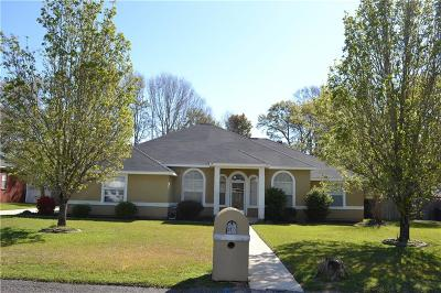 Single Family Home For Sale: 3075 Azalea Trace Drive