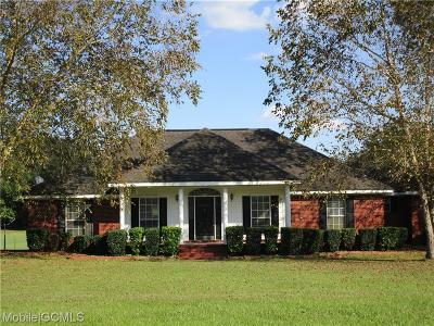 Semmes Single Family Home For Sale: 11304 Howells Ferry Road #A