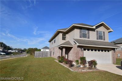 Theodore Single Family Home For Sale: 5390 Benelli Court