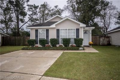 Single Family Home For Sale: 8503 Cherry Oak Court
