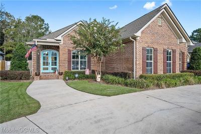 Mobile County Single Family Home For Sale: 4082 Leighton Place Drive