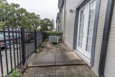 Mobile Condo/Townhouse For Sale: 412 Dauphin Street #TH-A
