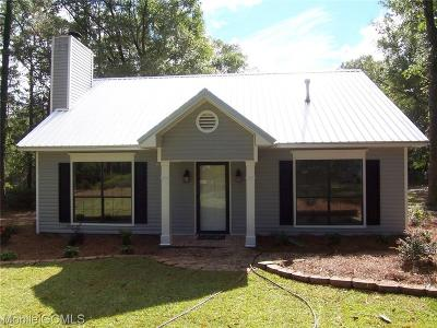 Single Family Home For Sale: 7931 Terry Drive
