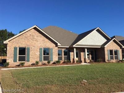 Single Family Home For Sale: 1849 Amelia Drive E