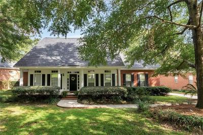Single Family Home For Sale: 4147 Oakbriar Drive E