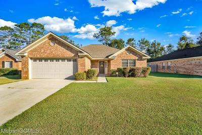 Single Family Home For Sale: 8916 Spring Grove N