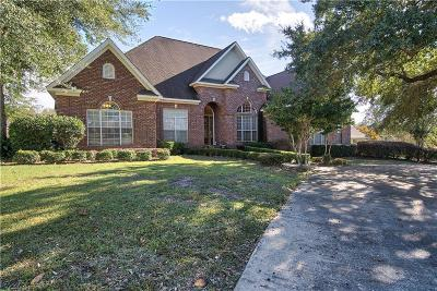 Mobile County Single Family Home For Sale: 3407 Raleigh Way