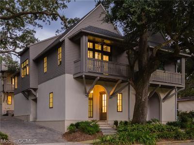 Baldwin County Condo/Townhouse For Sale: 52 Church Street N #A1