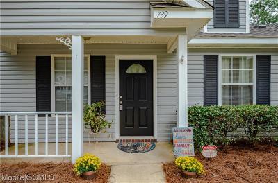 Condo/Townhouse For Sale: 739 Willow Bridge Drive W