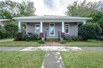 Mobile Single Family Home For Sale: 2055 Granger Street