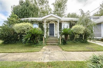 Mobile Single Family Home For Sale: 2053 Granger Street