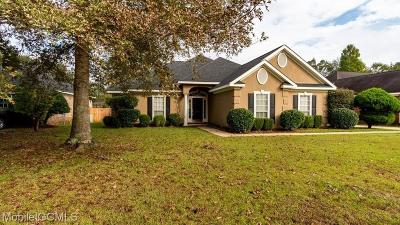 Single Family Home For Sale: 8728 Augusta Drive