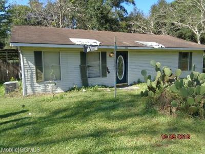 Mobile Single Family Home For Sale: 4650 Kirkwell Drive