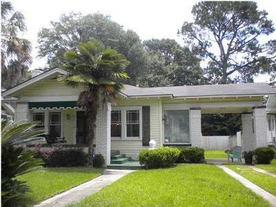 Mobile Single Family Home For Sale: 311 Monterey Street S