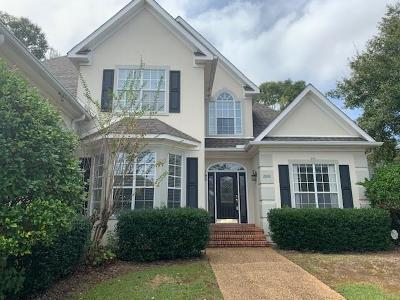 Mobile Single Family Home For Sale: 2000 Stonebrook Court