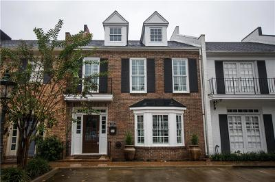 Mobile Condo/Townhouse For Sale: 4303 Dilston Place #7