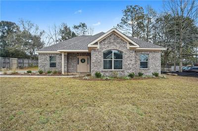 Semmes Single Family Home For Sale: 3990 Blakewood Drive