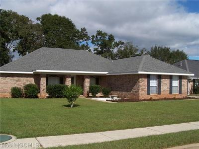 Theodore AL Single Family Home For Sale: $199,900