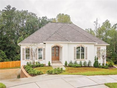 Mobile County Single Family Home For Sale: 6623 Crystal Court