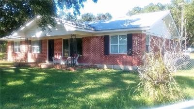 Bayou La Batre Single Family Home For Sale: 9210 Little River Road