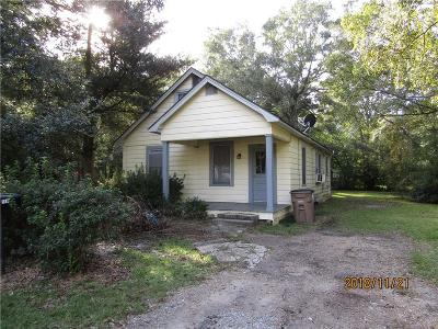Mobile County Single Family Home For Sale: 1910 Ryders Lane