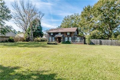 Baldwin County Single Family Home For Sale: 10850 Gayfer Road