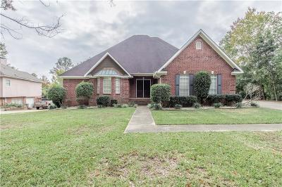 Mobile County Single Family Home For Sale: 4021 Henning Drive S