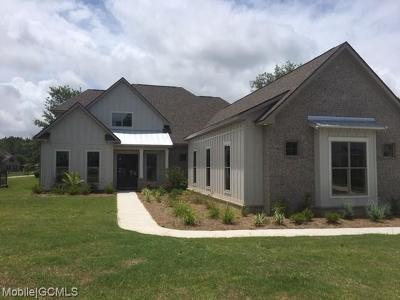 Baldwin County Single Family Home For Sale: 32007 Badger Court