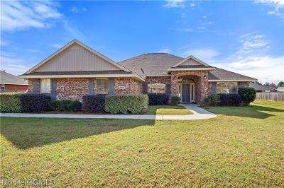 Semmes Single Family Home For Sale: 9721 Brooklyns Way N