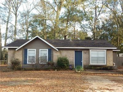 Theodore AL Single Family Home For Sale: $90,000