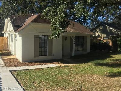 Mobile County Single Family Home For Sale: 1008 Schaub Avenue