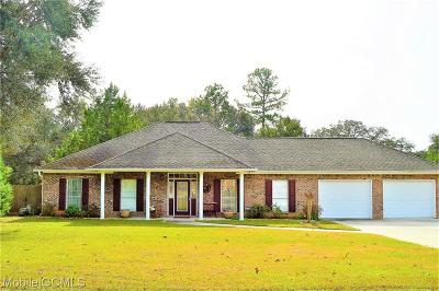 Grand Bay Single Family Home For Sale: 12785 Chelsea Woods Drive