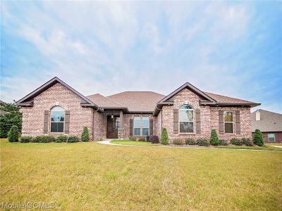Mobile Single Family Home For Sale: 2146 Turtle Creek Lane E