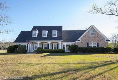 Baldwin County Single Family Home For Sale: 13230 Dominion Drive