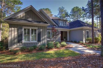 Baldwin County Single Family Home For Sale: 113 Cross Creek
