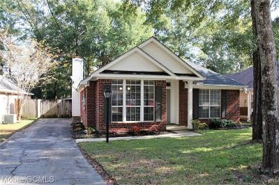 Mobile Single Family Home For Sale: 1003 McNeil Avenue