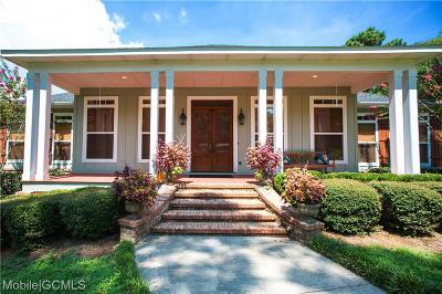 Baldwin County Single Family Home For Sale: 697 Oak Bluff Drive