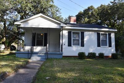 Mobile Single Family Home For Sale: 2302 Emogene Street