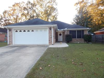 Theodore Single Family Home For Sale: 6904 Gray Oaks Drive