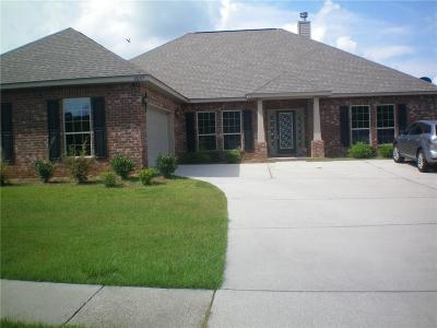 Theodore Single Family Home For Sale: 8037 Cross Bow Lane