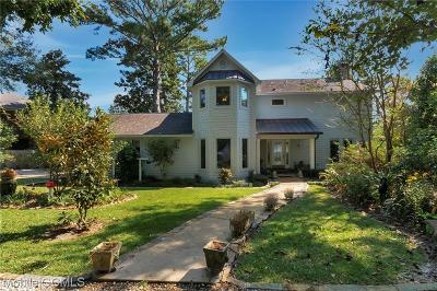 Mobile County Single Family Home For Sale: 3161 Cumberland Road