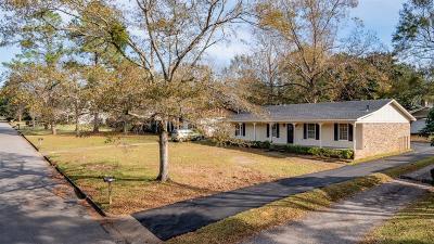Mobile Single Family Home For Sale: 2401 Pavan Drive