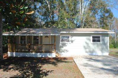 Mobile County Single Family Home For Sale: 12330 Oakdale Avenue